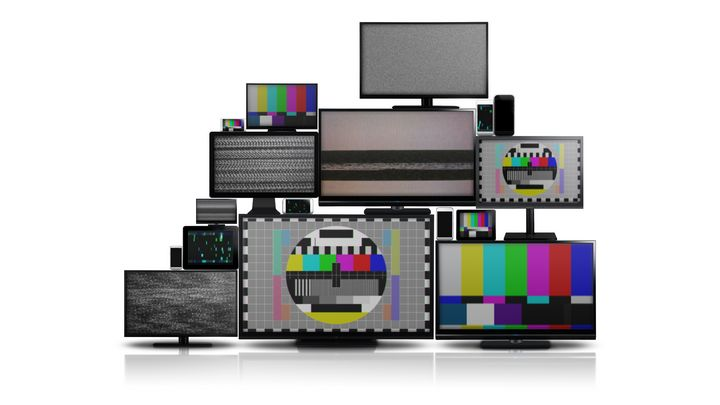 Many different types of screens - Maor Winetrob