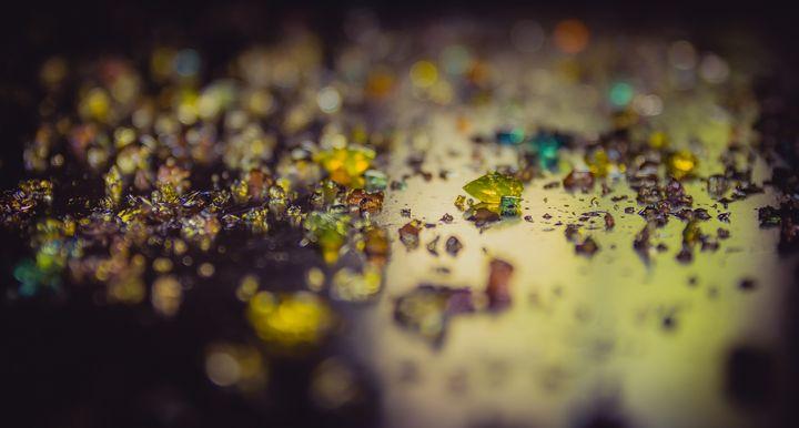 Colored diamonds - Maor Winetrob