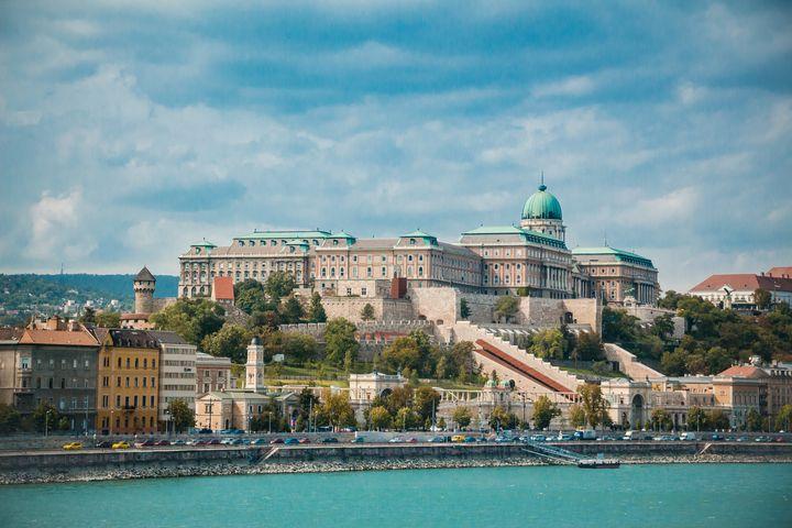 The Buda Castle of Budapest, Hungary - Maor Winetrob