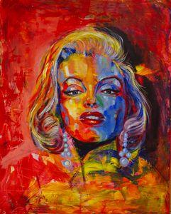 Diva Marlyn Monroe