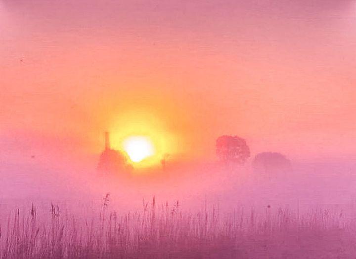 Sunrise Mist - Lucid Being
