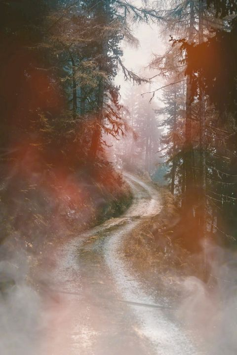 The Long And Winding Road - Art Connect