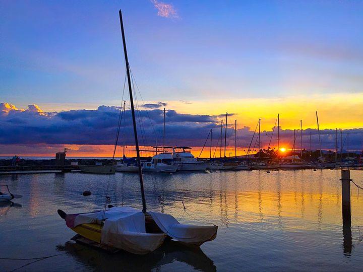 Harbor Sunset 06/13/2015 - B_Wongo Photography
