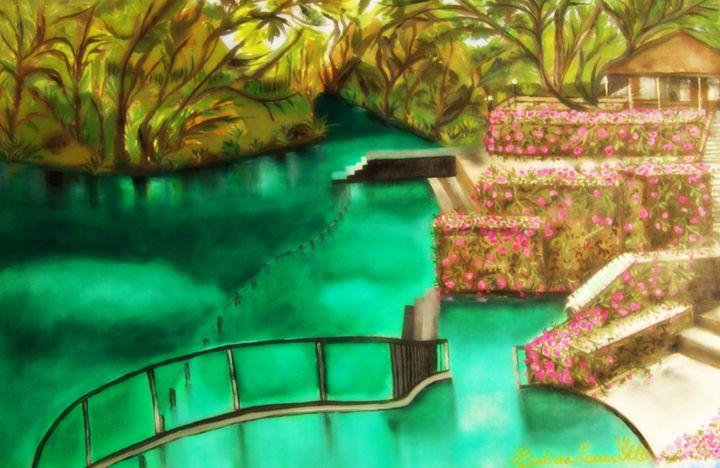 River Jordan Baptismal - barbara leavitt
