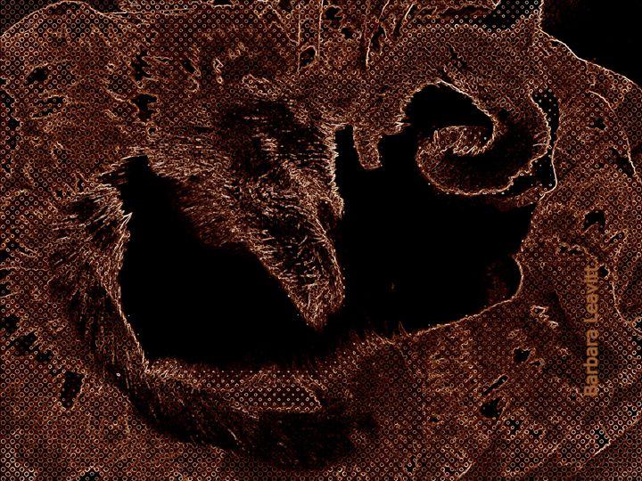 Brown Cat - barbara leavitt