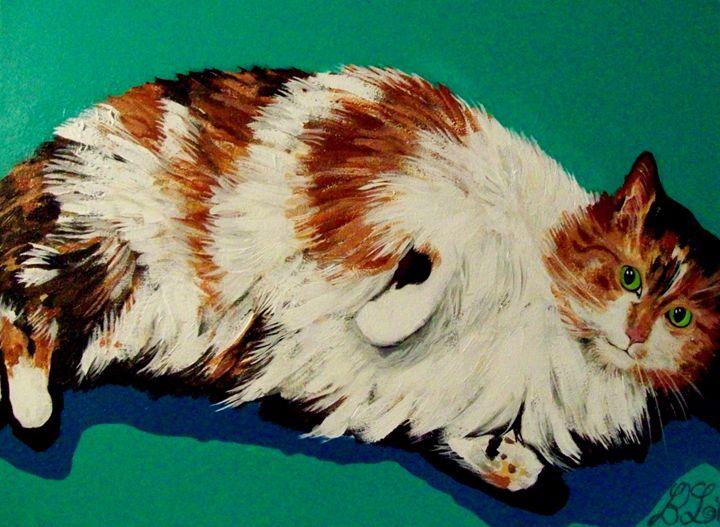 Calico Cat - barbara leavitt