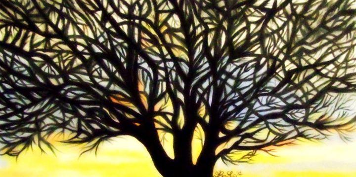 Tree of Life - barbara leavitt