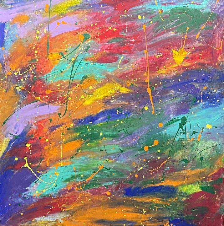 Galaxia - Jordan Banion Art