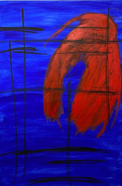 Kinda Blue - Jordan Banion Art