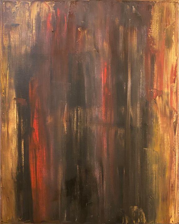 Gold Tone - Jordan Banion Art