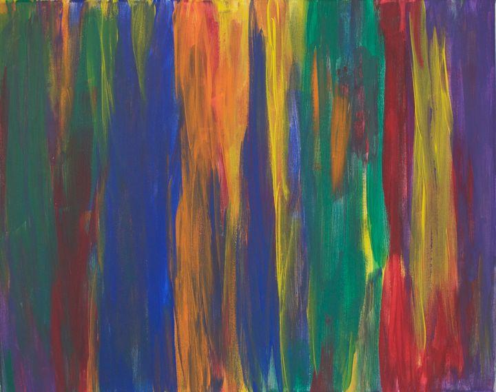 Color Fire - Jordan Banion Art