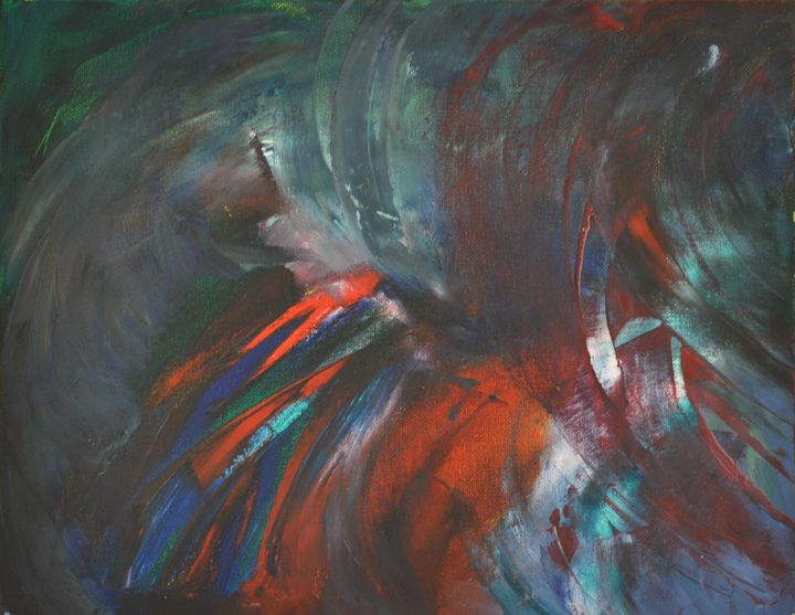 Creation - Jordan Banion Art
