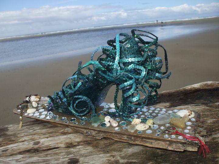 Assemblage Mermaids High Heel - ArtStorms
