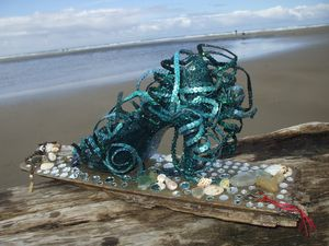 Assemblage Mermaids High Heel - ArtStorms