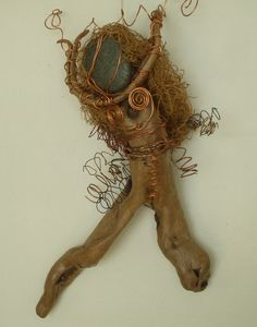 Shakti Driftwood Assemblage - ArtStorms
