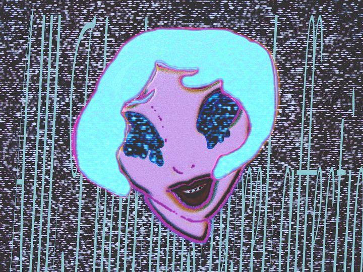 Pixelated - Iggy Oddity