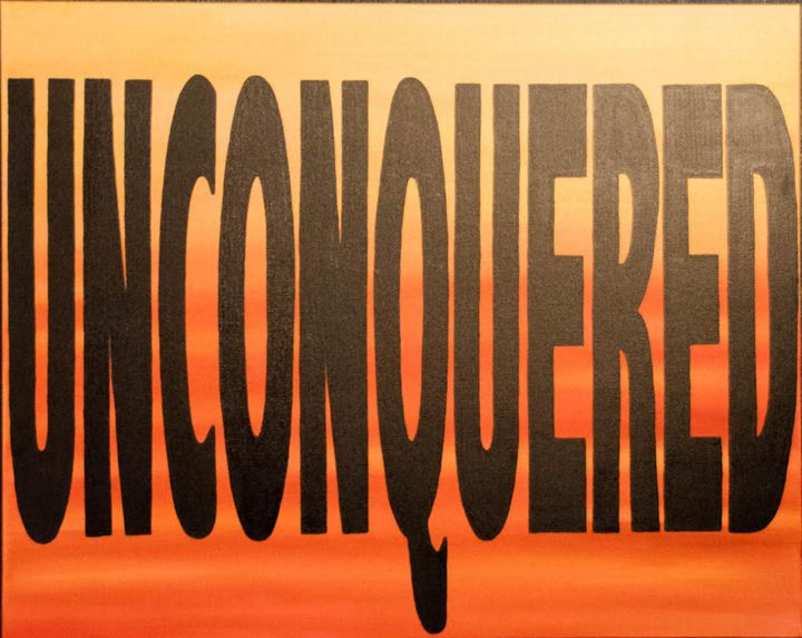 Unconquered - WB Art