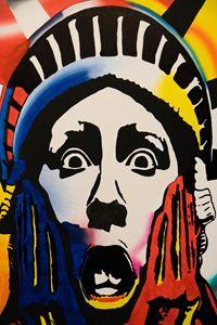 The scream of liberty