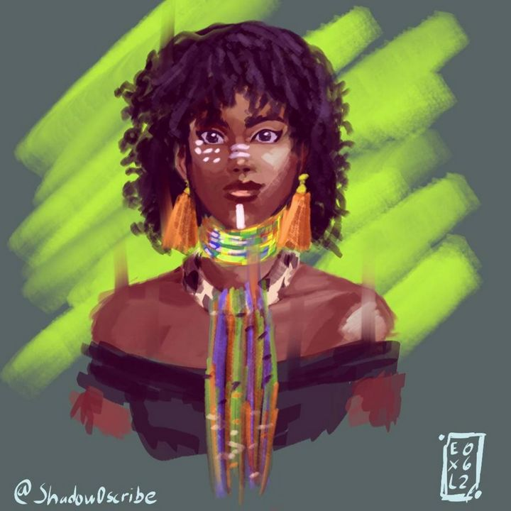 african pride - Timeless Expressions