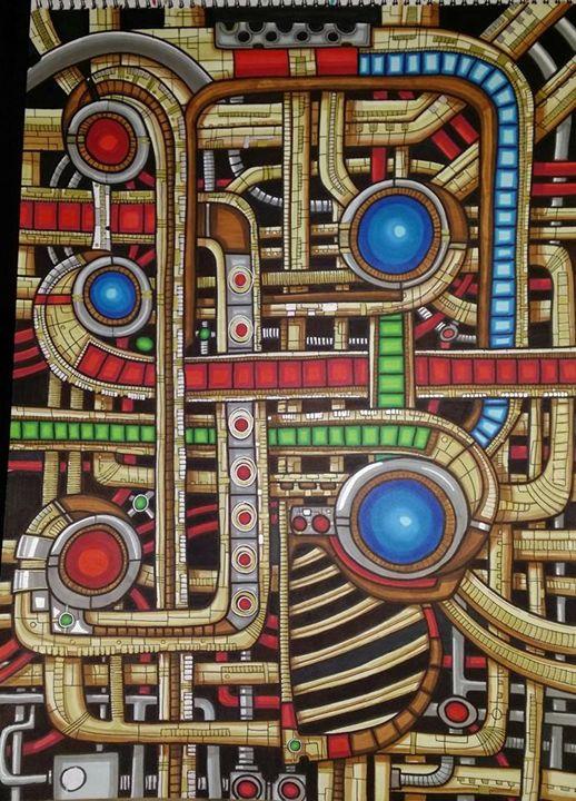 Innertraffic - BlAnch/Art