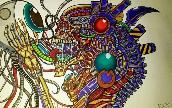 'iSkull' - BlAnch/Art