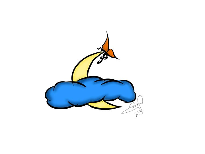 Tattoo Moon - Sigdryfa-Mist