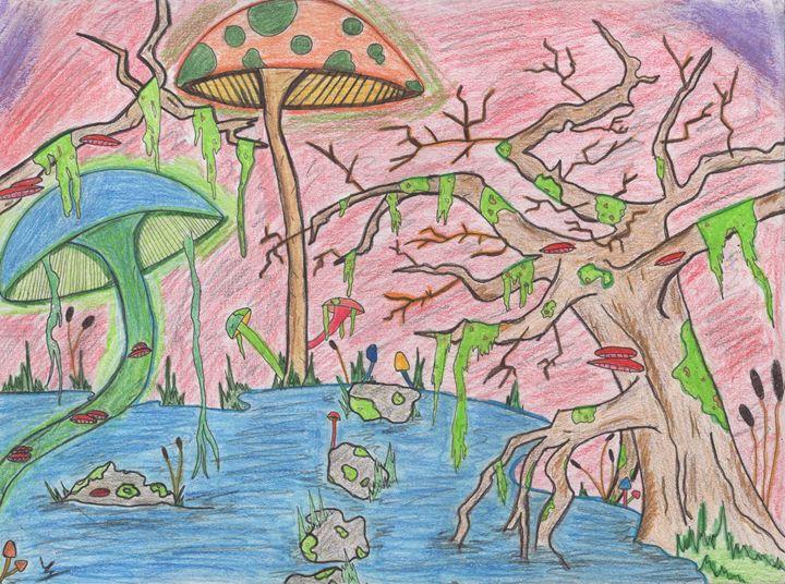 Magical Mushroom - Lexy's Mind