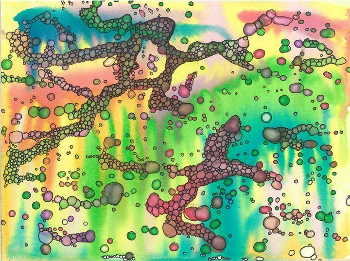 Bubbles - Kelcey Hopkins