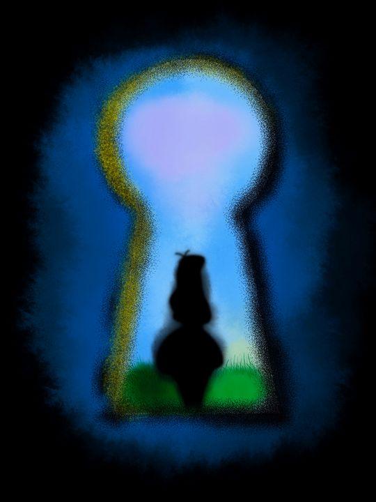Through the Keyhole - Diego Paganelli