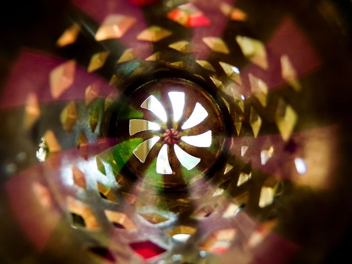 A Kaleidoscope of Color - S. Sarlouis Designs