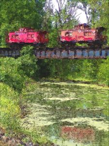 Red Caboose Deux