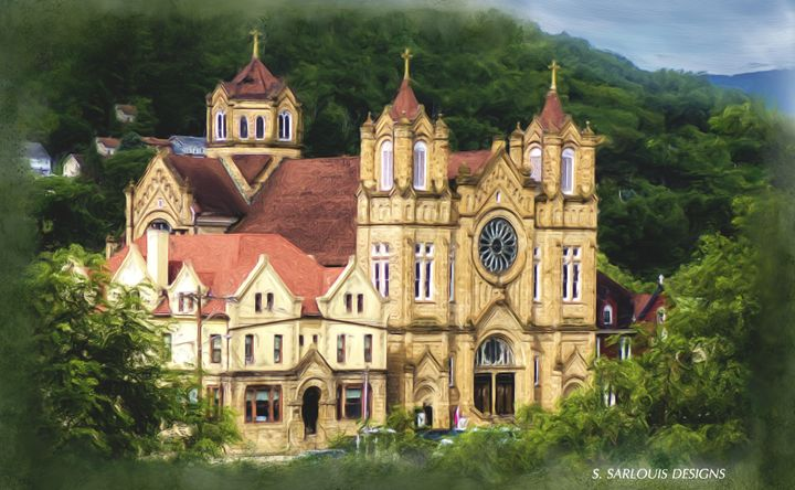 The Cathedral - S. Sarlouis Designs