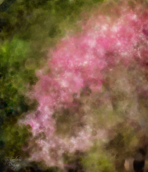 Cherry Tree Blossom - S. Sarlouis Designs