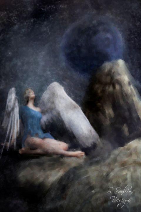 Wings of Angels - S. Sarlouis Designs