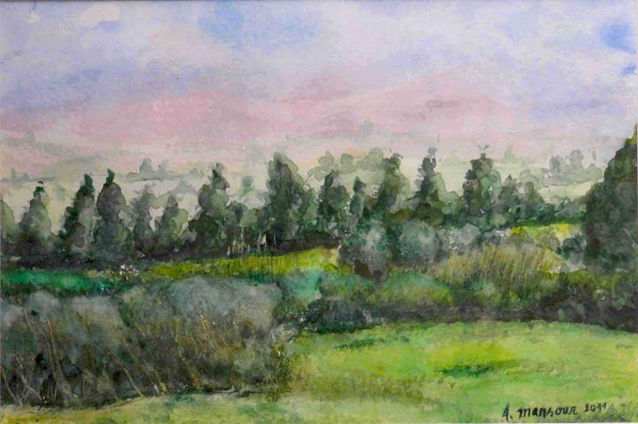 Jijel landscape - Lumiart