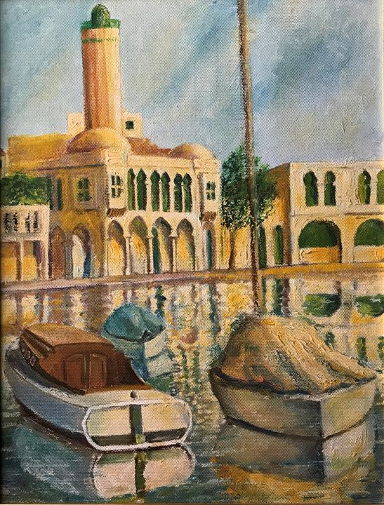 admiralty of Algiers - Lumiart