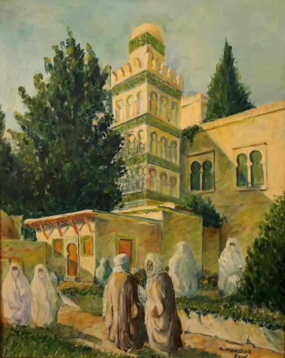 sidi abderrahmane (Algiers) - Lumiart