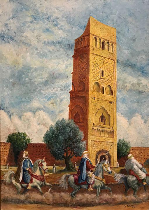 Mansourah (Tlemcen, Algeria) - Lumiart