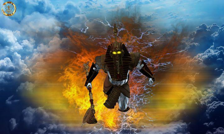 Power of the Sun God - EVO Universe
