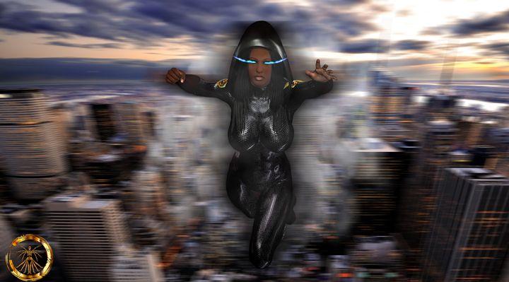 Faster! - EVO Universe