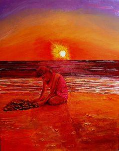 The last sun of the century