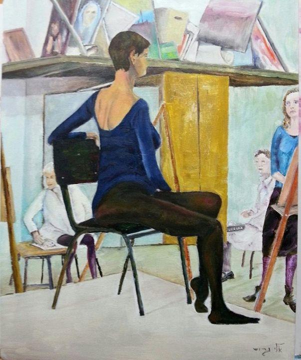 The Master Class - Eli Gross Art