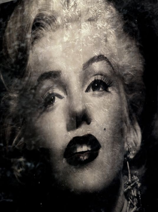 Perfectly Imperfect Marilyn Monroe I - Falconz Eye Imagery