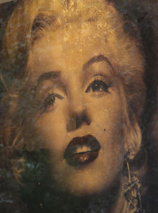 Perfectly Imperfect Marilyn Monroe 2 - Falconz Eye Imagery