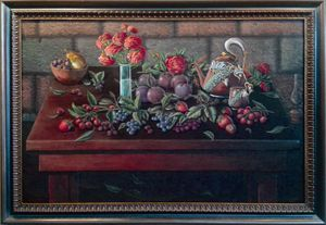 Thanks To Allah,Fruits. - M.B.Ayoubi