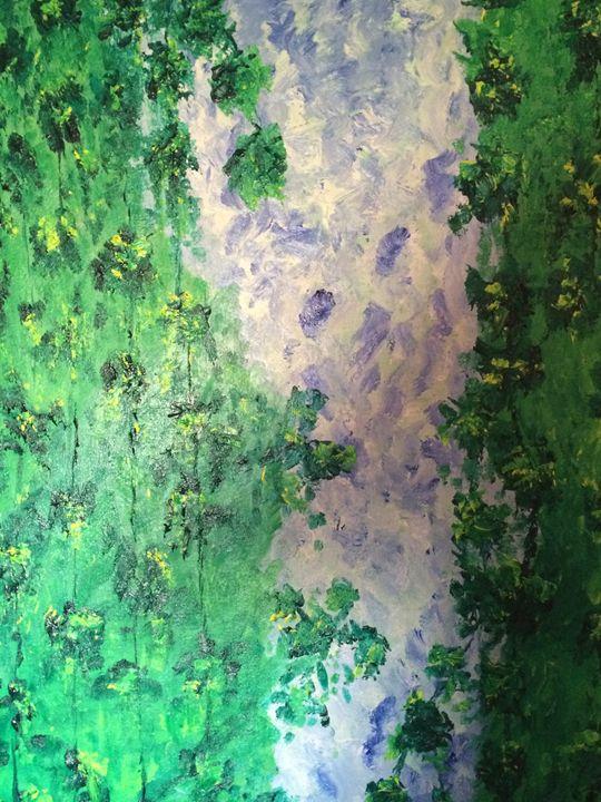 Water Fall - Shagun singh