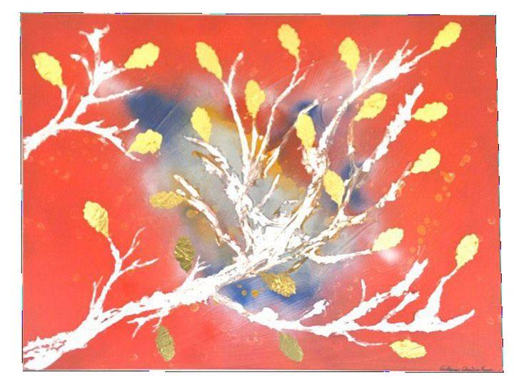 golden leaves - Guillaume