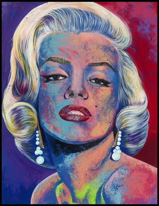 Marilyn Monroe - Lopa Studios