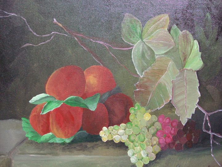 Fruit and Grapes - Stanford
