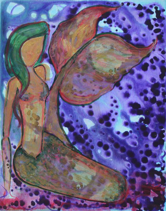 Mermaid - Marigrace Zito